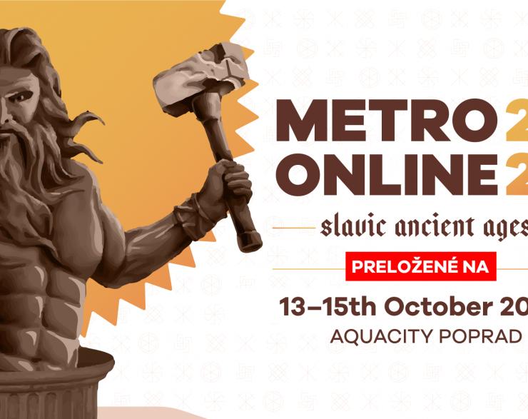 konferencia 2020 – Metro ON Line / zrušená