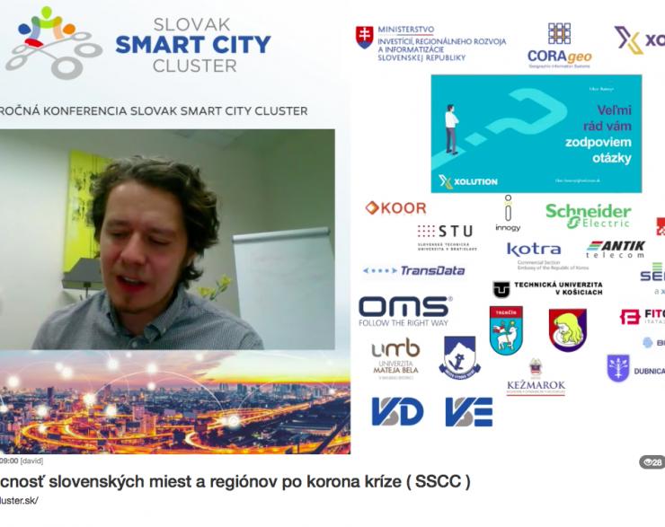 SMART CITY online 2020